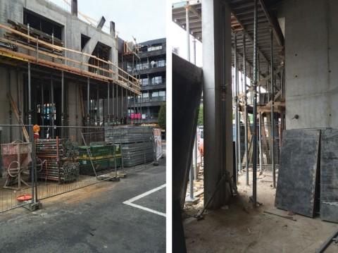 Mixed Building 'Zegel', Antwerp (B) - PROJECT UPDATE