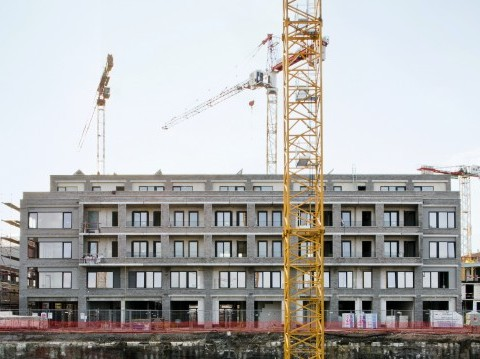 PROJECT UPDATE - Residential Building Cadix, Antwerp (B)