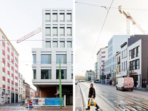 Mixed Building 'Zegel', Antwerp (B) - PROJECT UPDATE