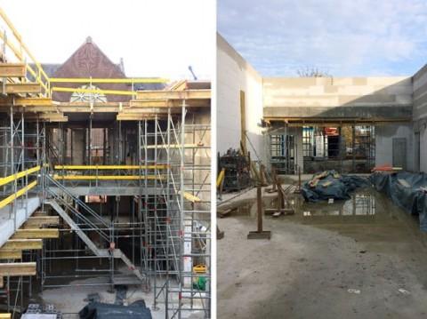 PROJECT UPDATE - Pieter en Pauwel Community Centre, Neder-Over-Heembeek (B)