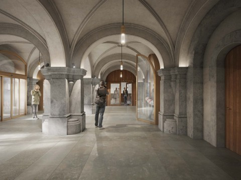 City Hall, Antwerp (B) - PROJECT UPDATE