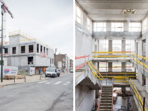 Pieter & Pauwel Community Centre, Neder-Over-Heembeek (B) - PROJECT UPDATE