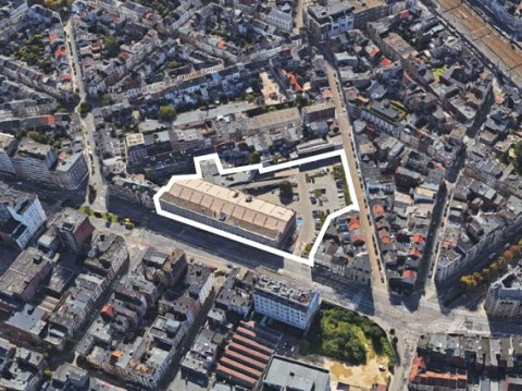 NEW PROJECT - Delhaize Site Development, Antwerp (B)