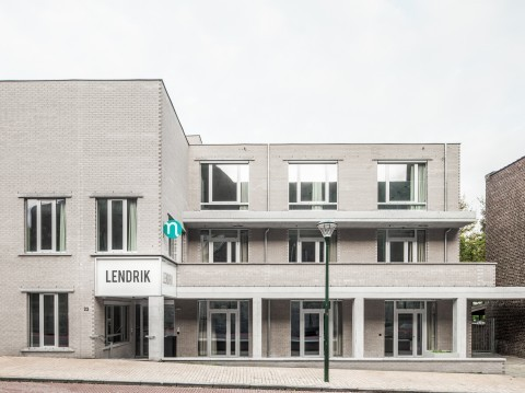 Pieter & Pauwel Community Centre, Neder-Over-Heembeek (B)
