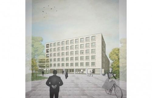 Student Housing, Leuven