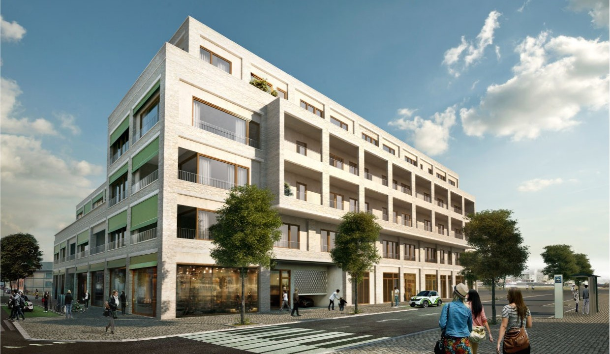 Residential building Cadix