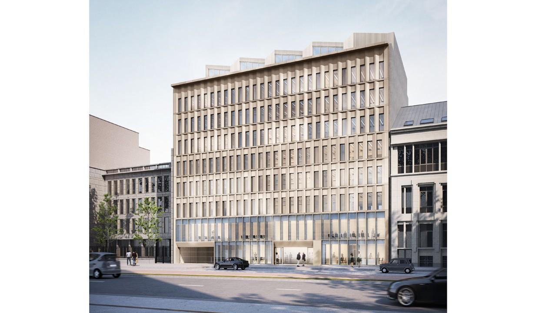 City Authorities of Education, Antwerp (B)