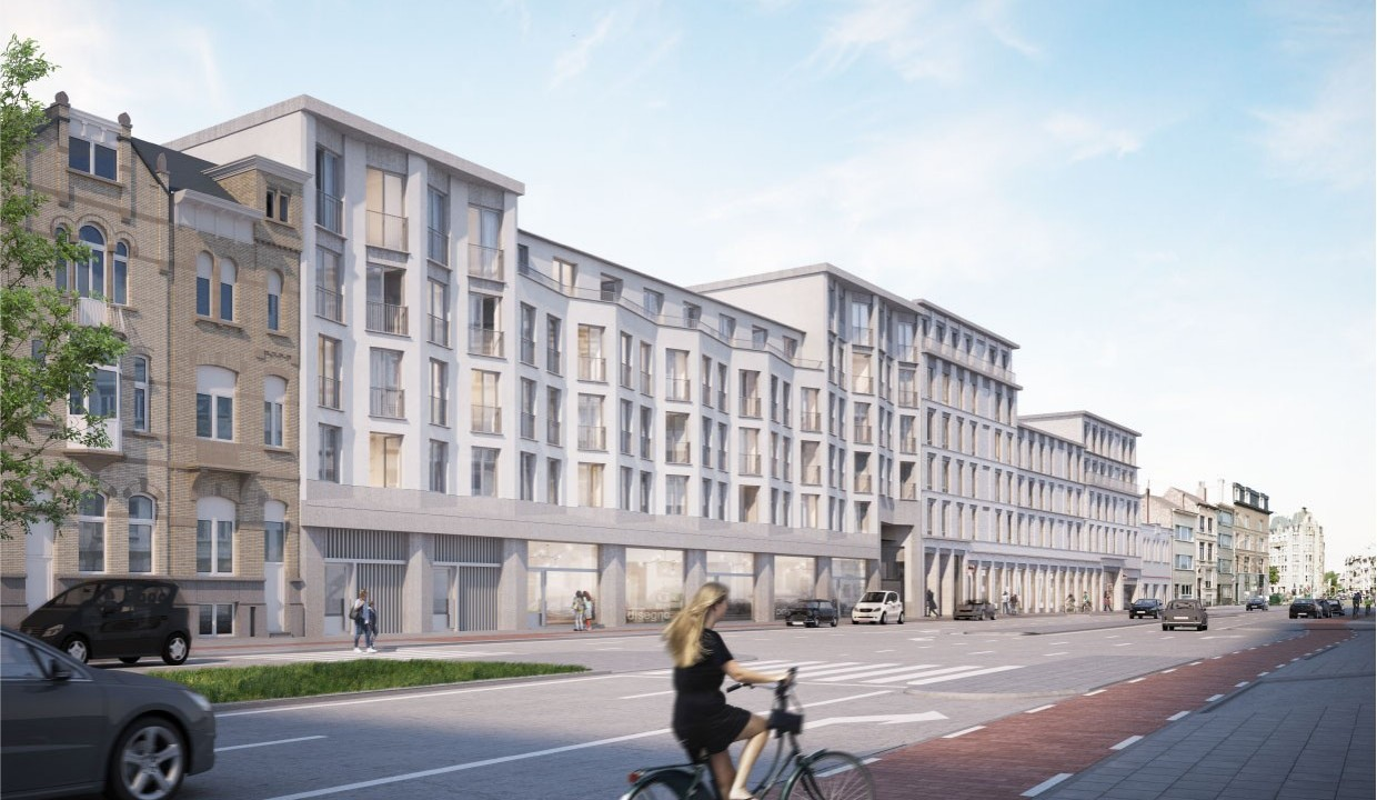 Delhaize Site Development, Antwerp (B)