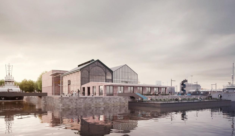 Maritime Museum, Antwerp (B)